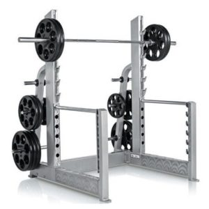 goldgym squat rack