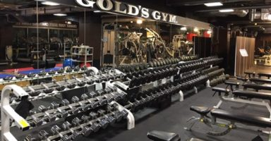 goldsgym ginza tokyo