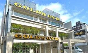 goldsgym yoyogi premium tokyo